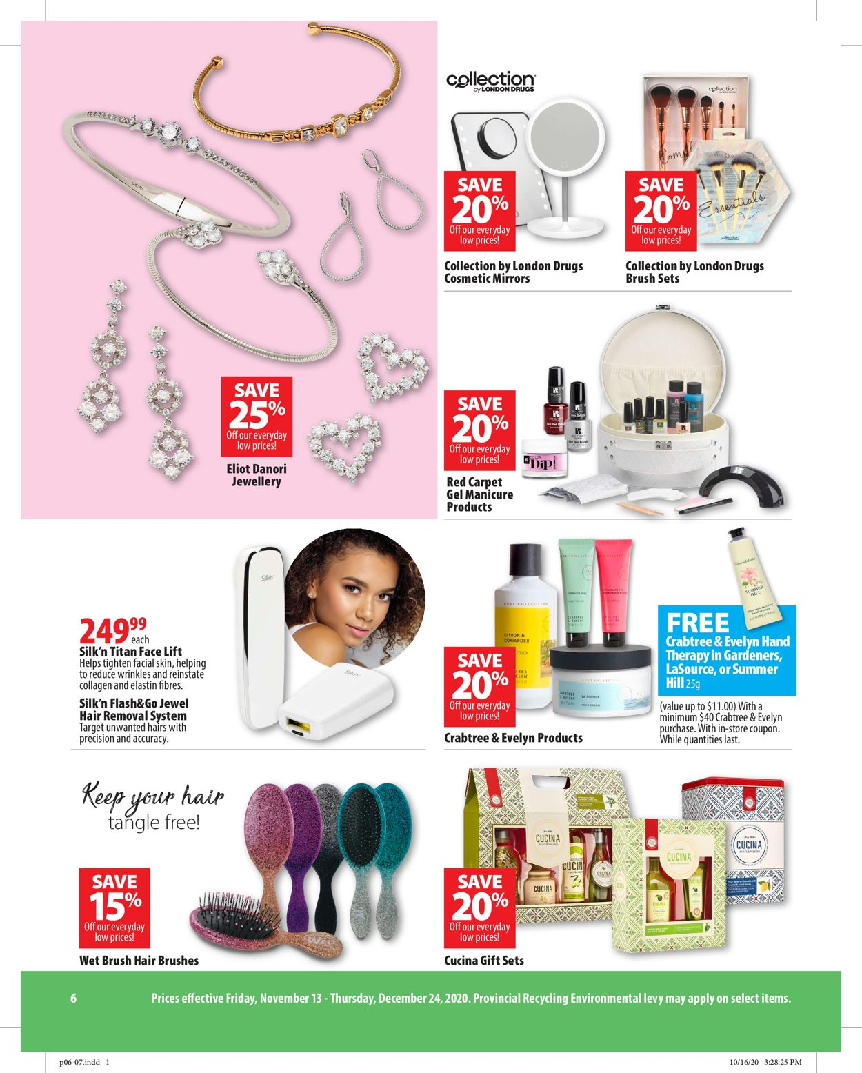 London Drugs Holiday 2020 Flyer - 11/13-12/24/2020 (Page 6)