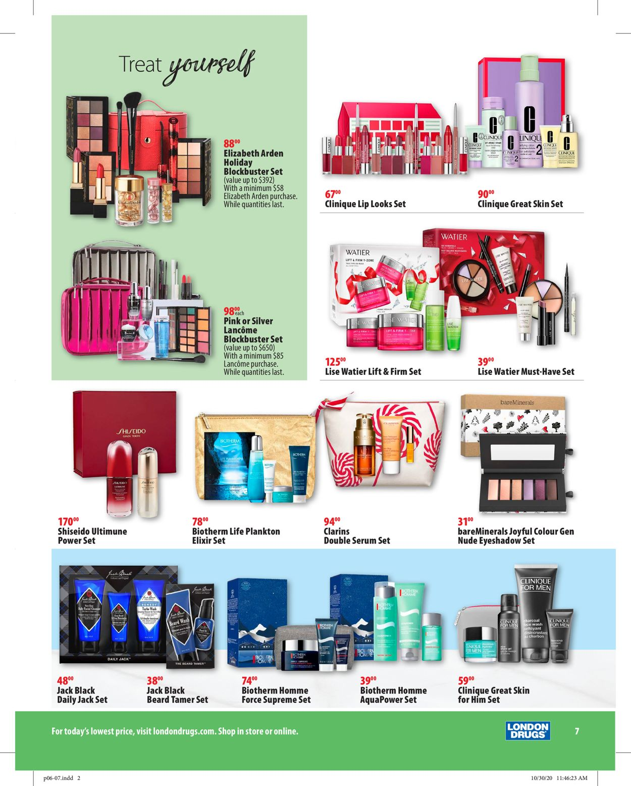 London Drugs Holiday 2020 Flyer - 11/13-12/24/2020 (Page 7)