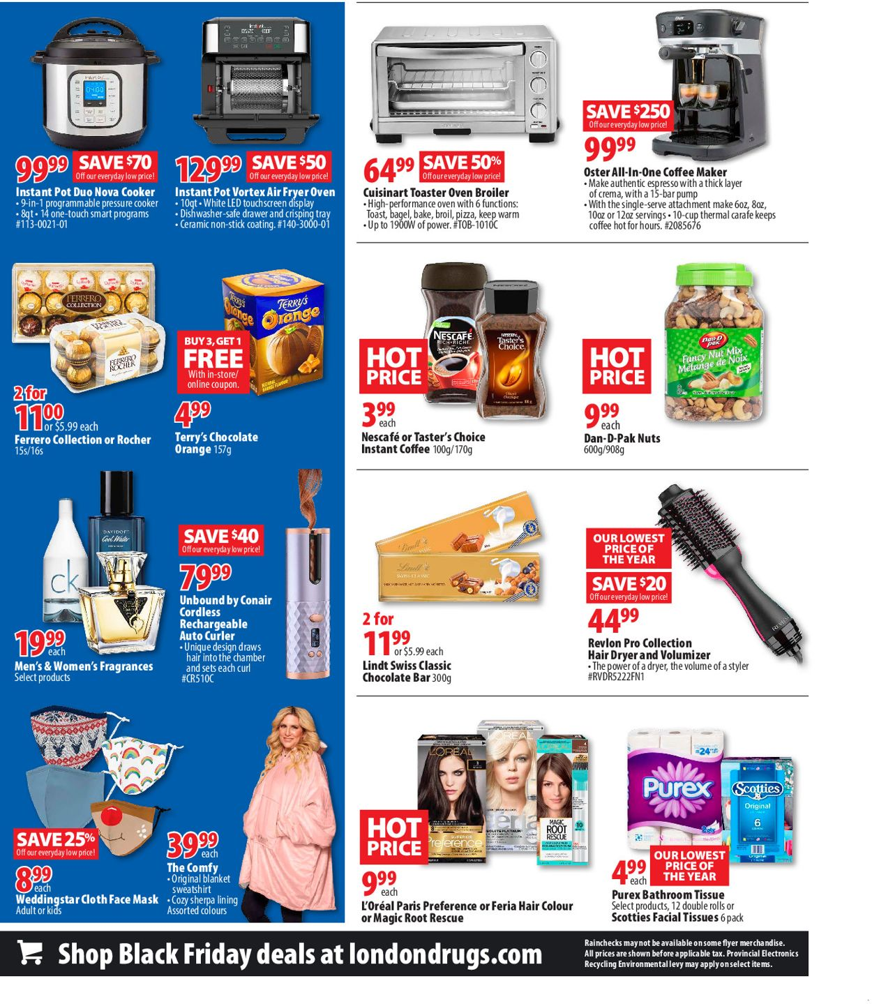 London Drugs - Black Friday 2020 Flyer - 11/26-12/02/2020 (Page 2)