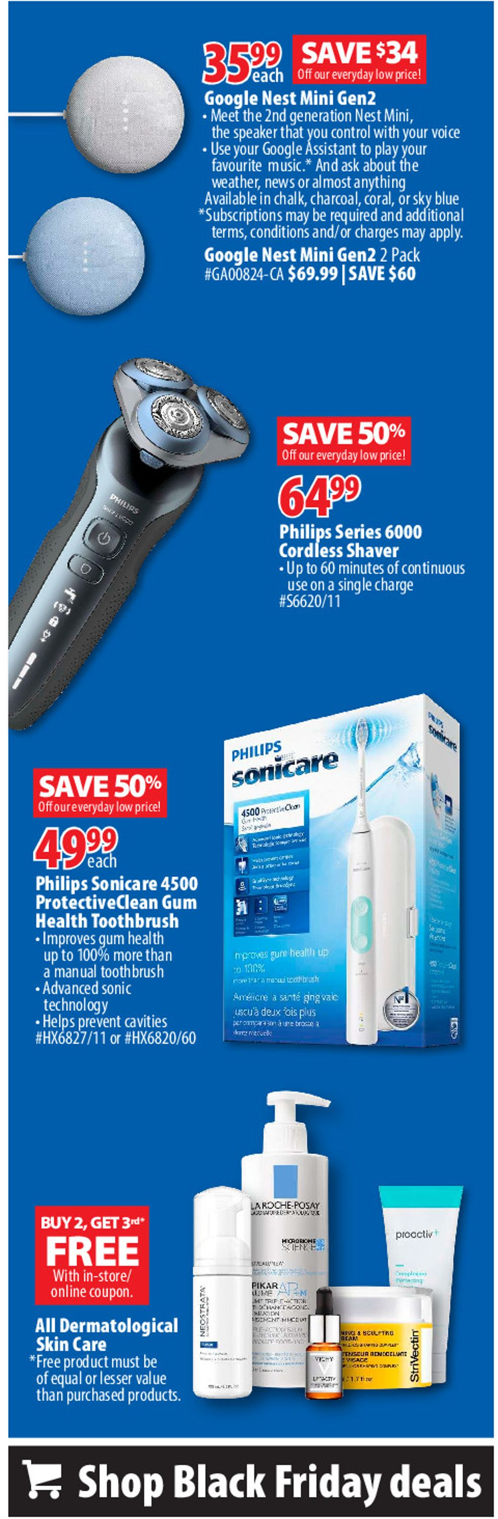 London Drugs - Black Friday 2020 Flyer - 11/26-12/02/2020 (Page 4)