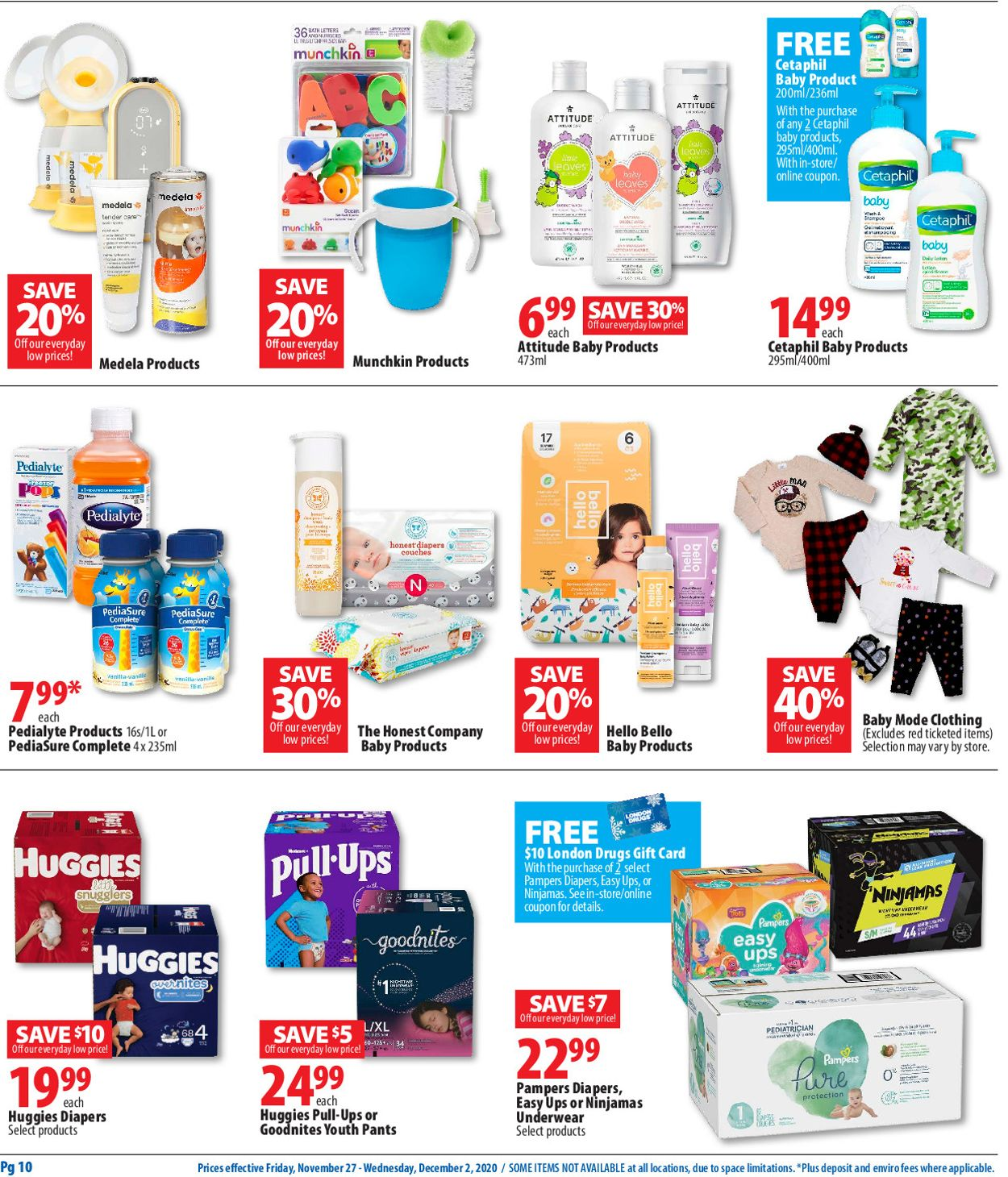London Drugs - Black Friday 2020 Flyer - 11/26-12/02/2020 (Page 24)