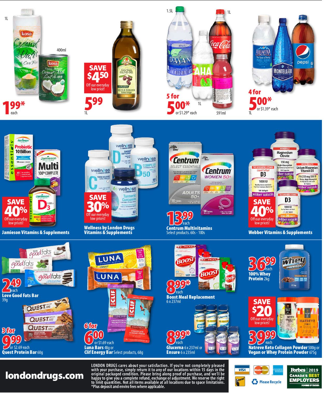 London Drugs - Black Friday 2020 Flyer - 11/26-12/02/2020 (Page 36)
