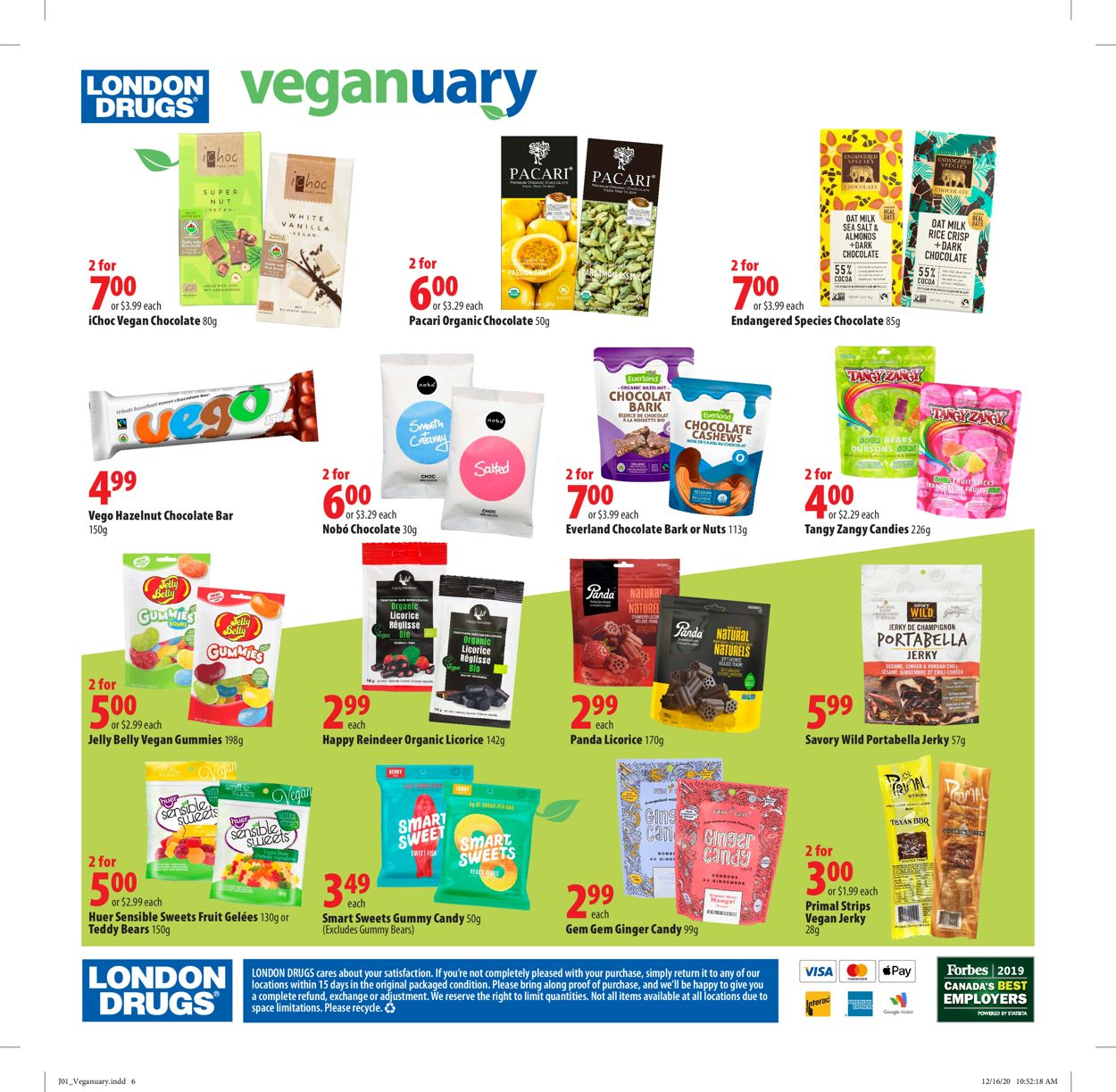 London Drugs Flyer - 01/01-01/31/2021 (Page 7)