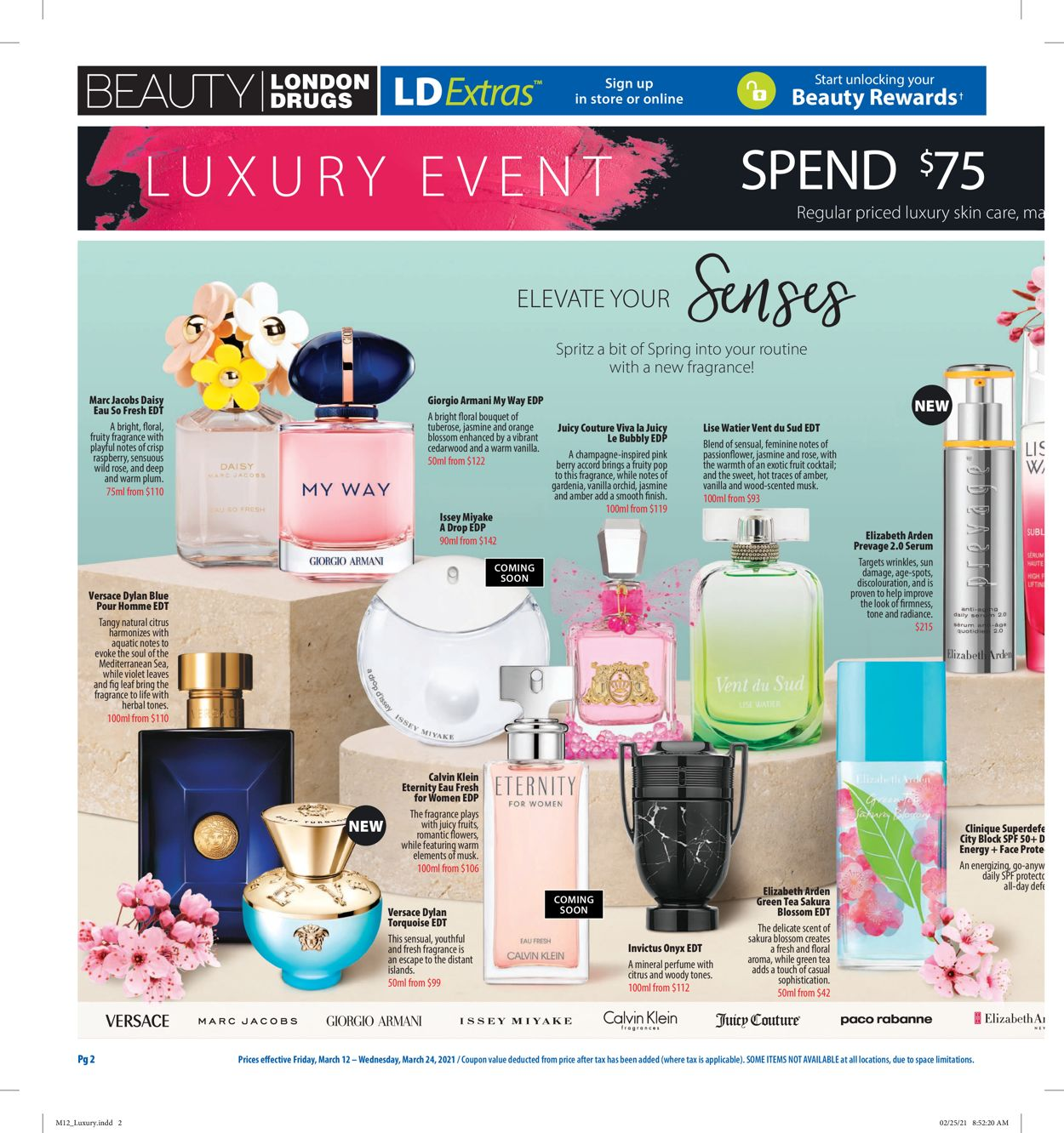 London Drugs Flyer - 03/12-03/24/2021 (Page 3)