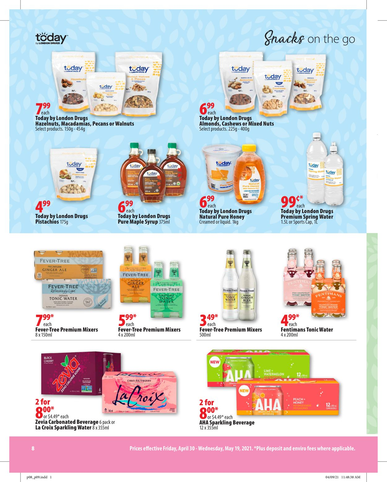 London Drugs Flyer - 04/30-05/19/2021 (Page 8)