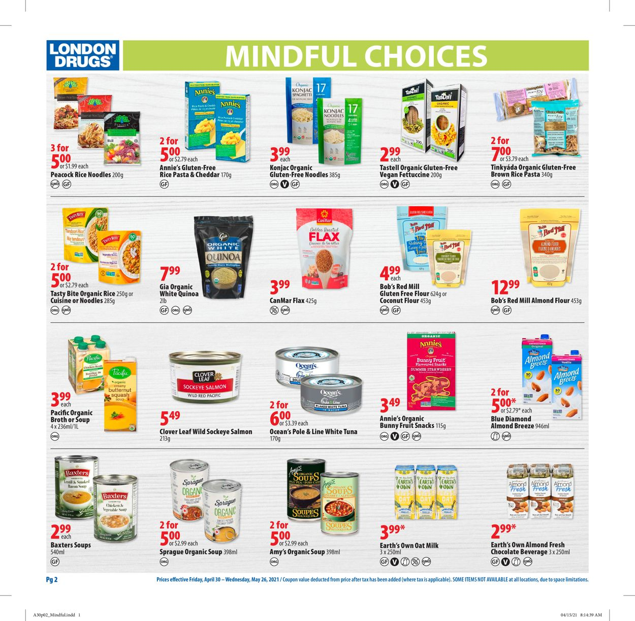 London Drugs Flyer - 04/30-05/26/2021 (Page 2)