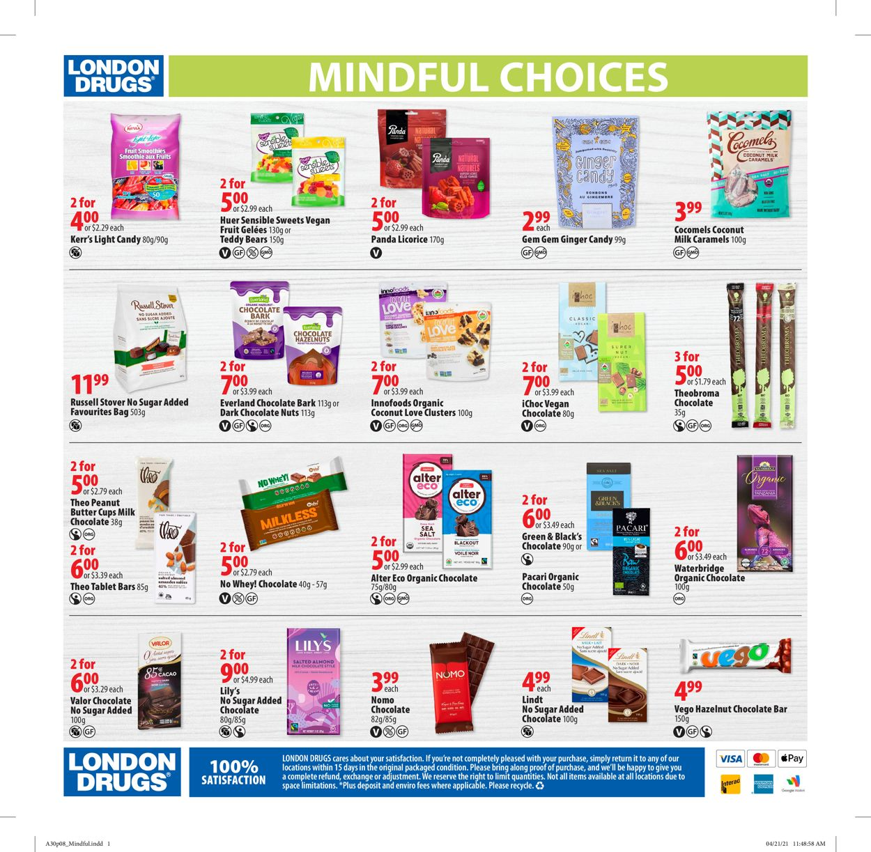 London Drugs Flyer - 04/30-05/26/2021 (Page 8)