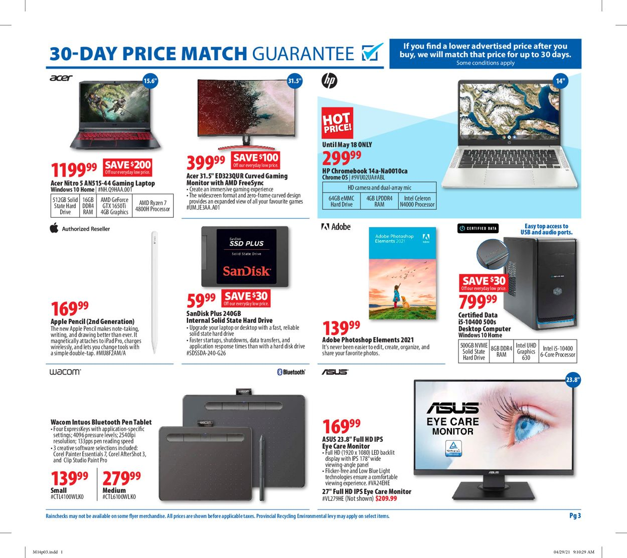 London Drugs Flyer - 05/14-05/19/2021 (Page 3)