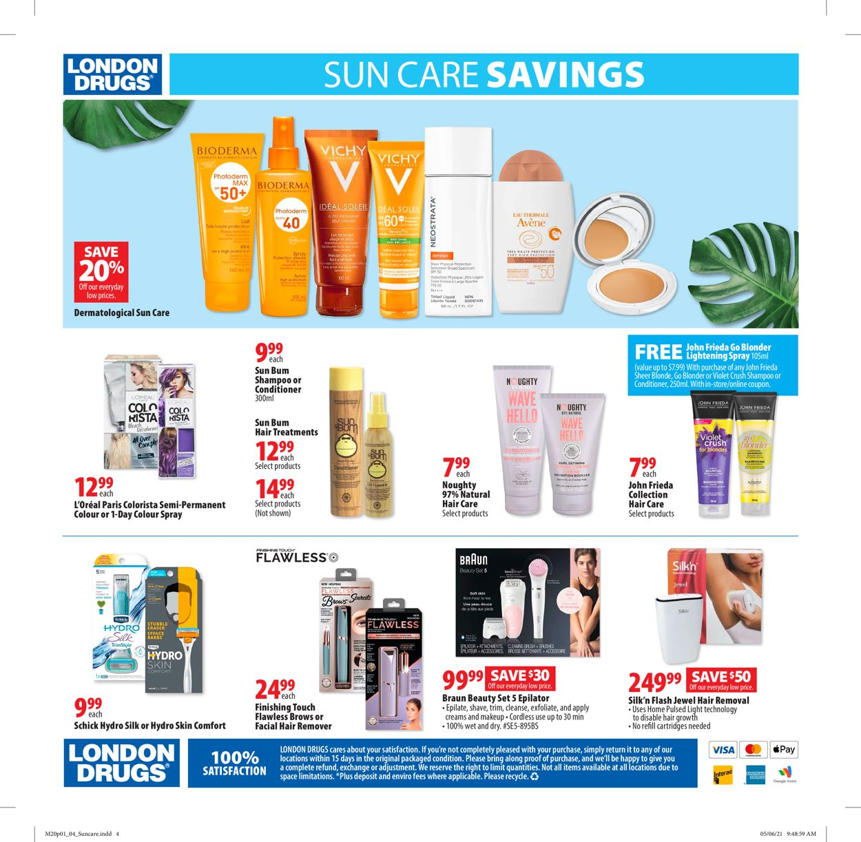 London Drugs Flyer - 05/20-06/02/2021 (Page 4)