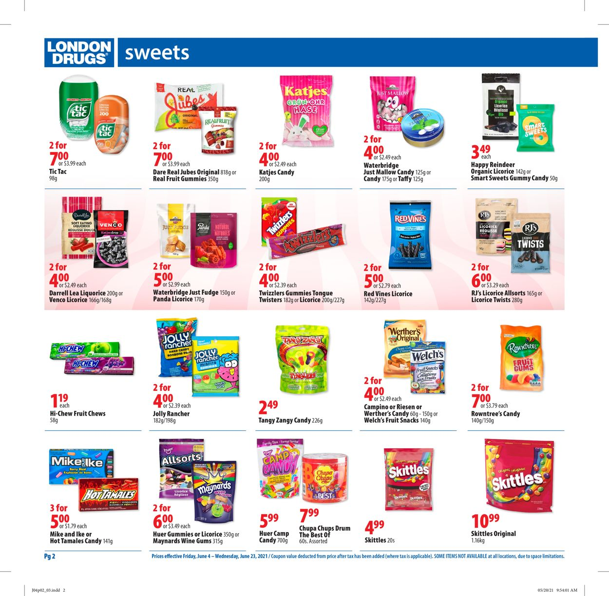 London Drugs Flyer - 06/04-06/23/2021 (Page 2)