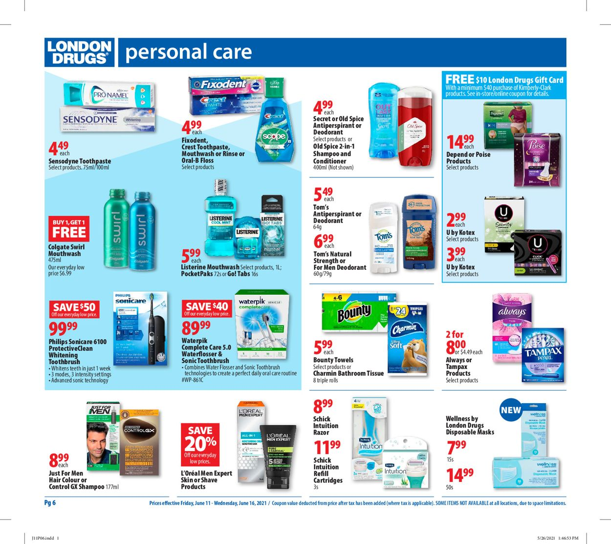 London Drugs Flyer - 06/11-06/16/2021 (Page 7)