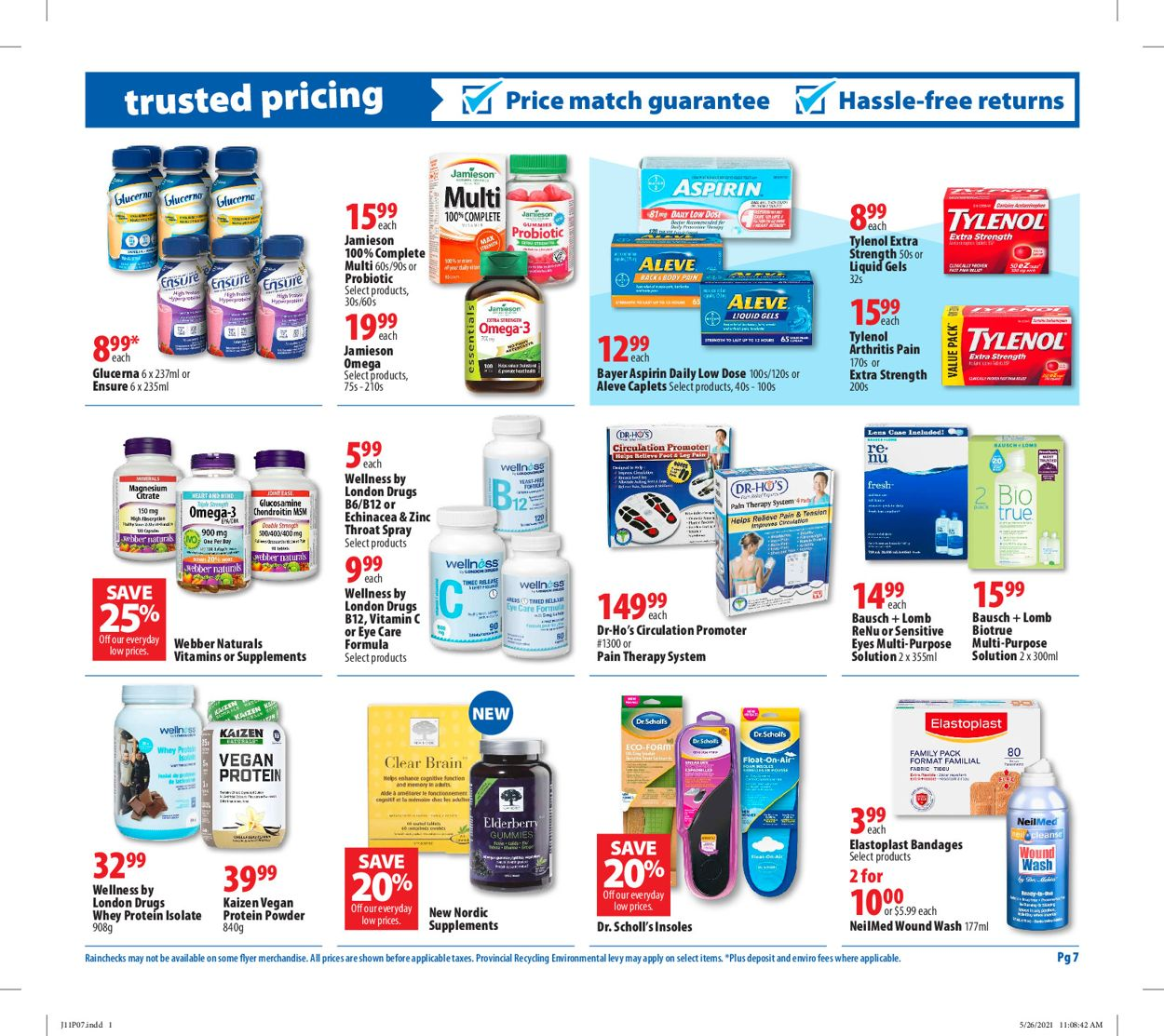 London Drugs Flyer - 06/11-06/16/2021 (Page 8)