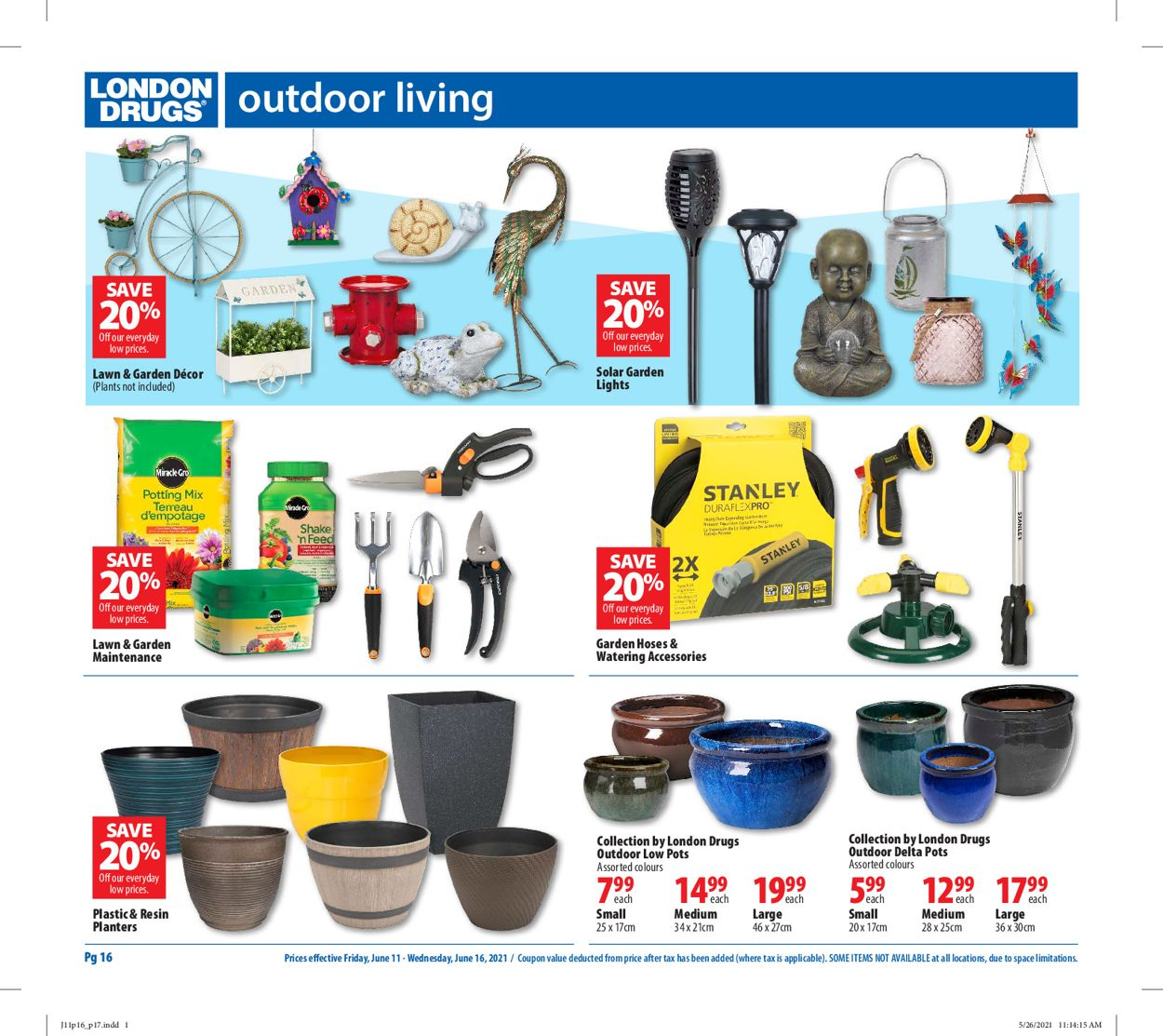 London Drugs Flyer - 06/11-06/16/2021 (Page 17)