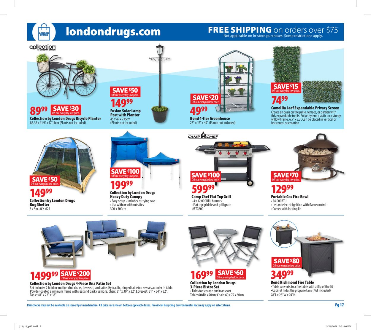 London Drugs Flyer - 06/11-06/16/2021 (Page 18)