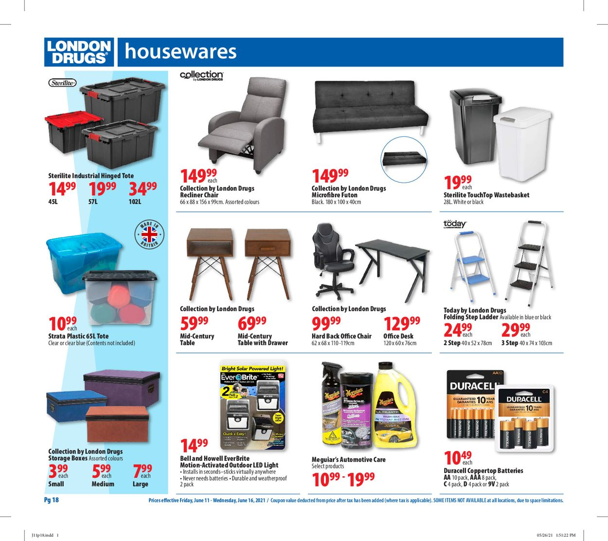 London Drugs Flyer - 06/11-06/16/2021 (Page 19)