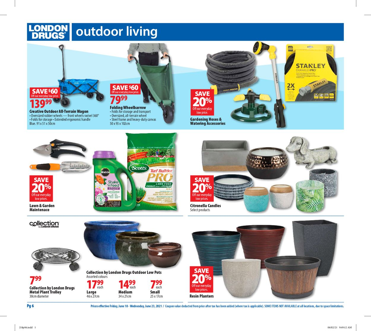 London Drugs Flyer - 06/18-06/23/2021 (Page 7)