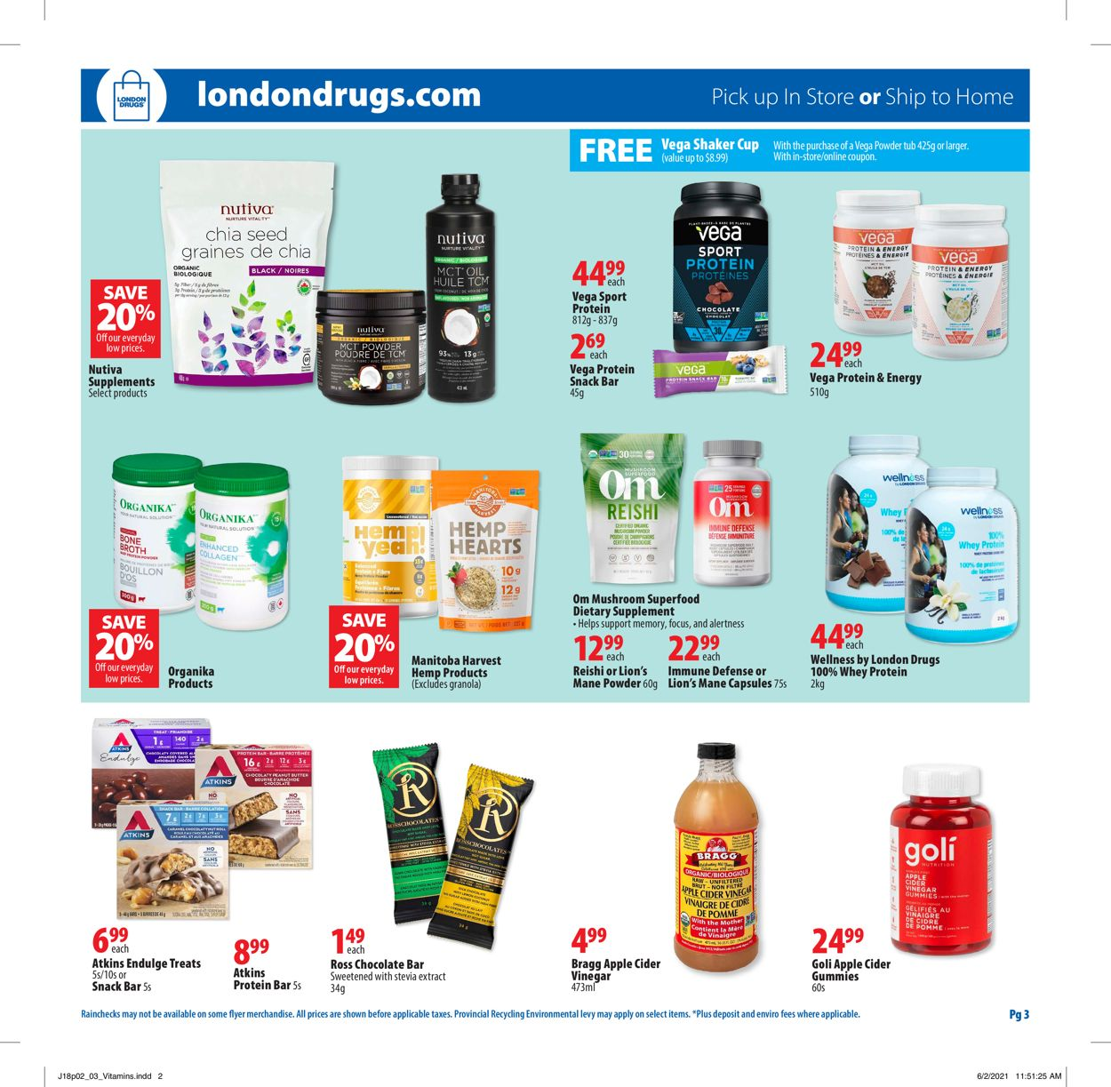 London Drugs Flyer - 06/18-06/30/2021 (Page 3)