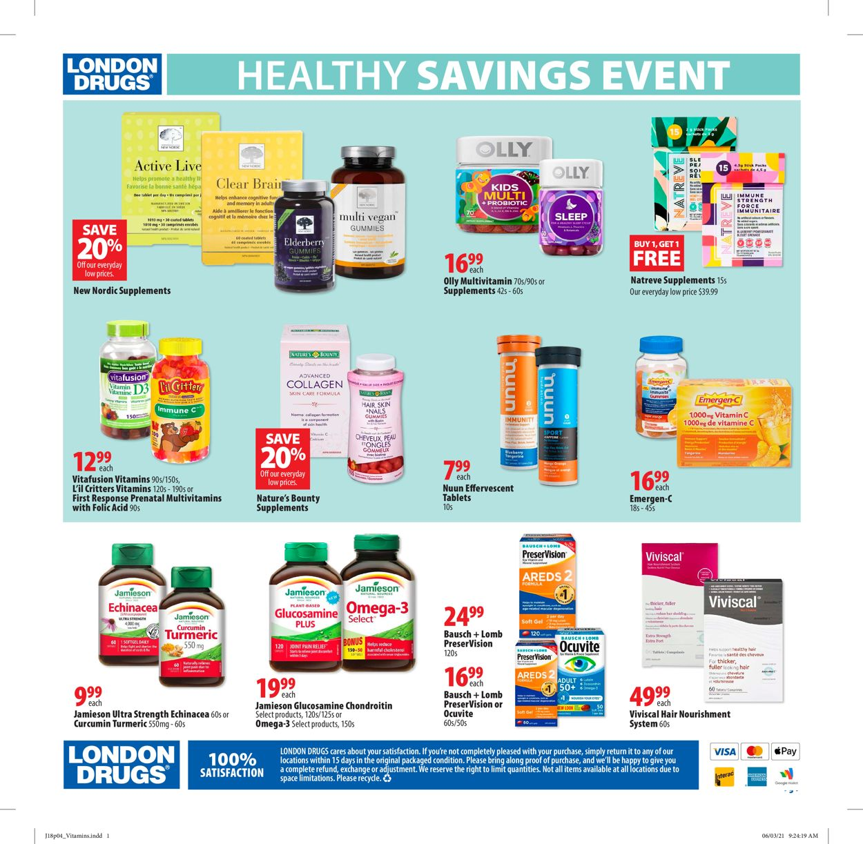 London Drugs Flyer - 06/18-06/30/2021 (Page 4)