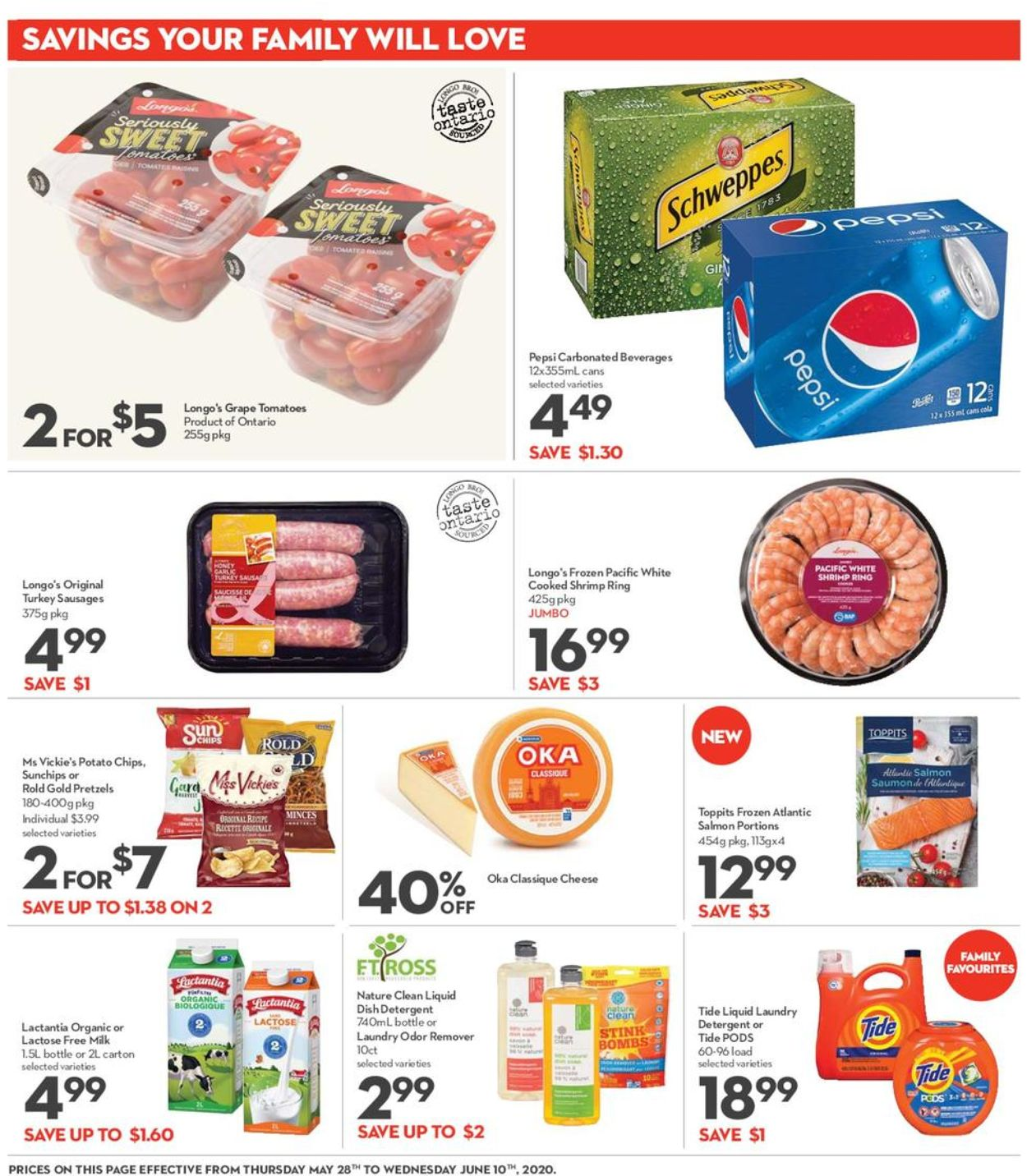Longo's Flyer - 05/28-06/10/2020 (Page 3)