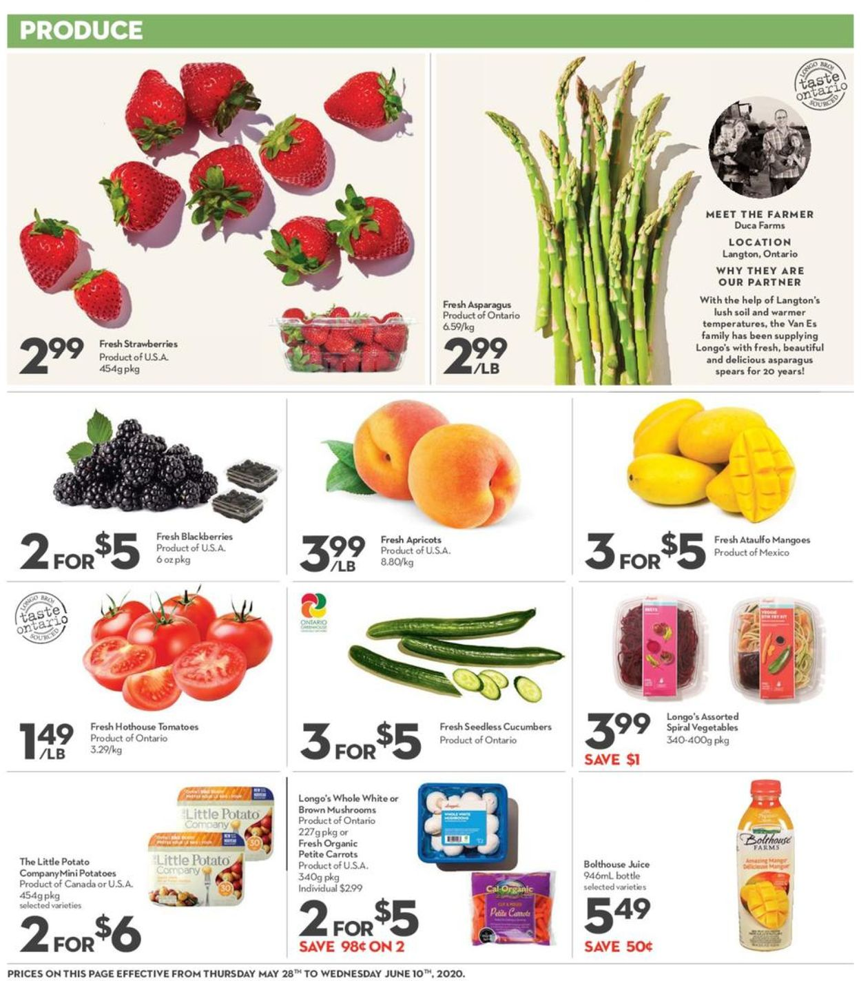 Longo's Flyer - 05/28-06/10/2020 (Page 4)