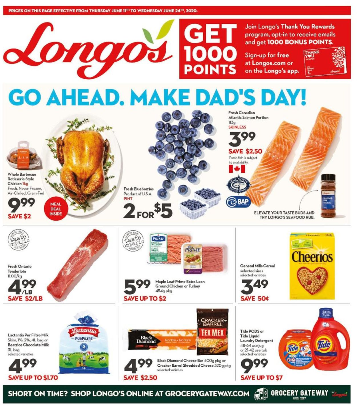 Longo's Flyer - 06/11-06/24/2020