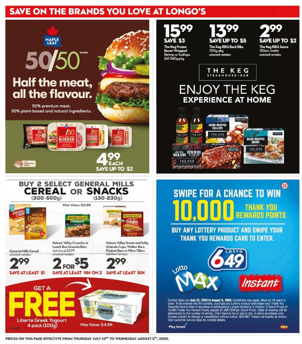 Longo's Flyer - 07/23-08/05/2020 (Page 12)
