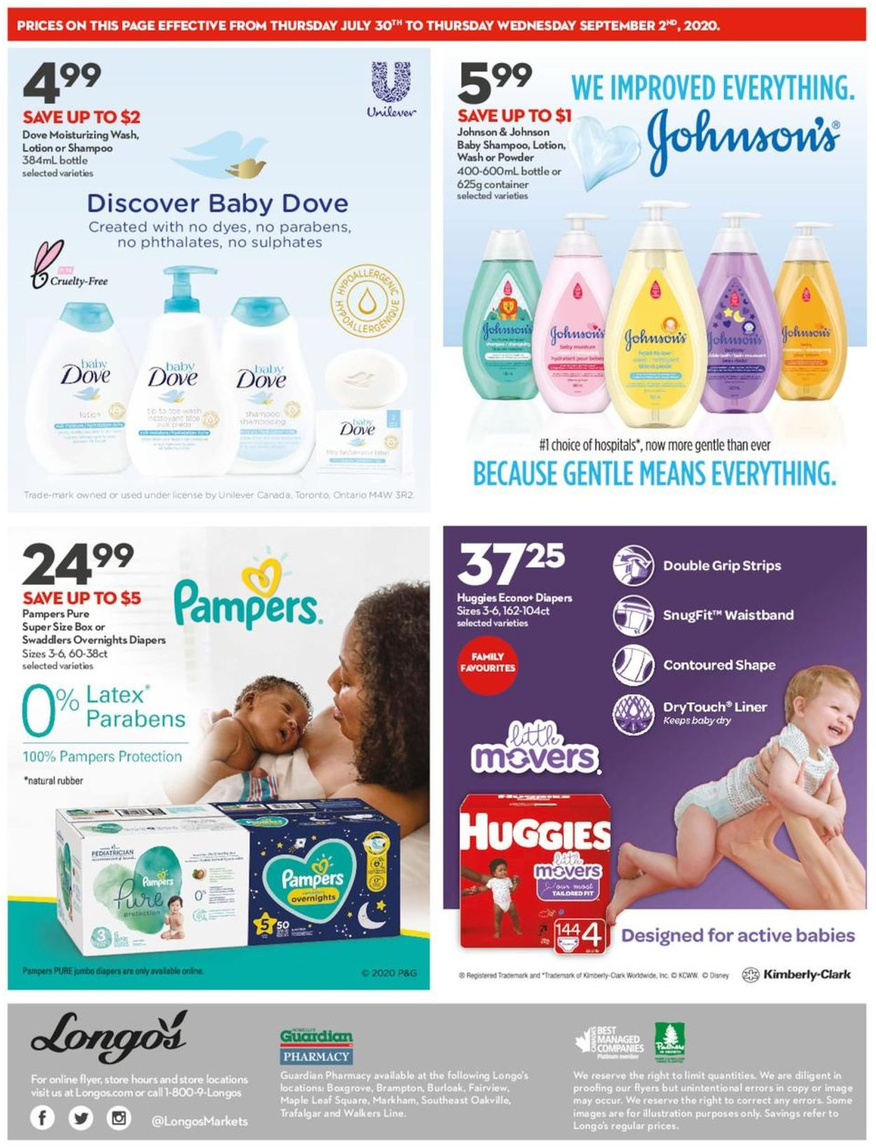 Longo's Flyer - 07/30-09/02/2020 (Page 2)