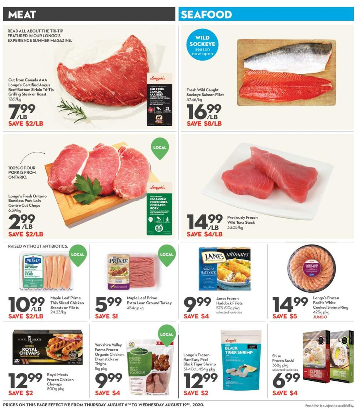 Longo's Flyer - 08/06-08/19/2020 (Page 8)