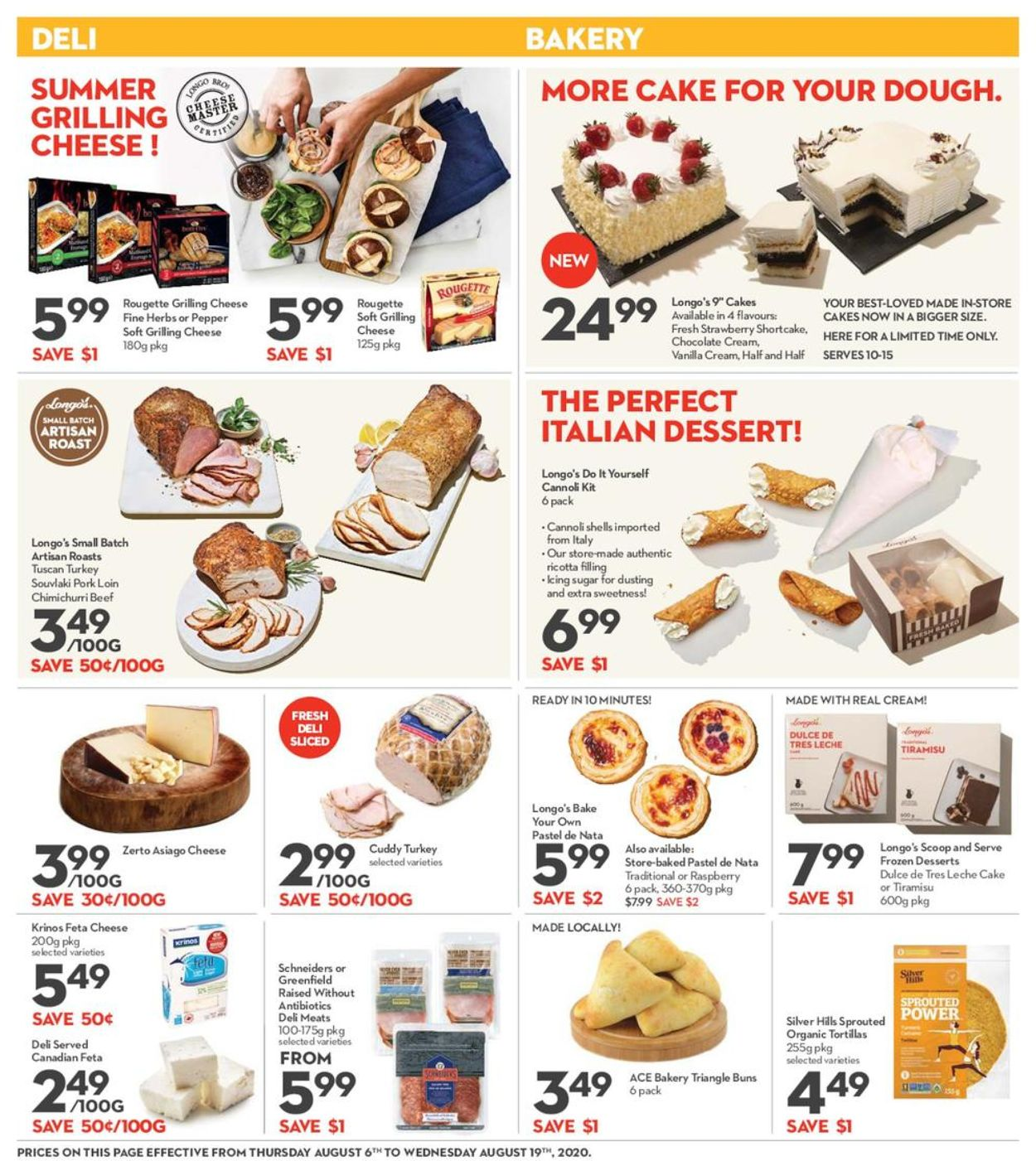 Longo's Flyer - 08/06-08/19/2020 (Page 9)