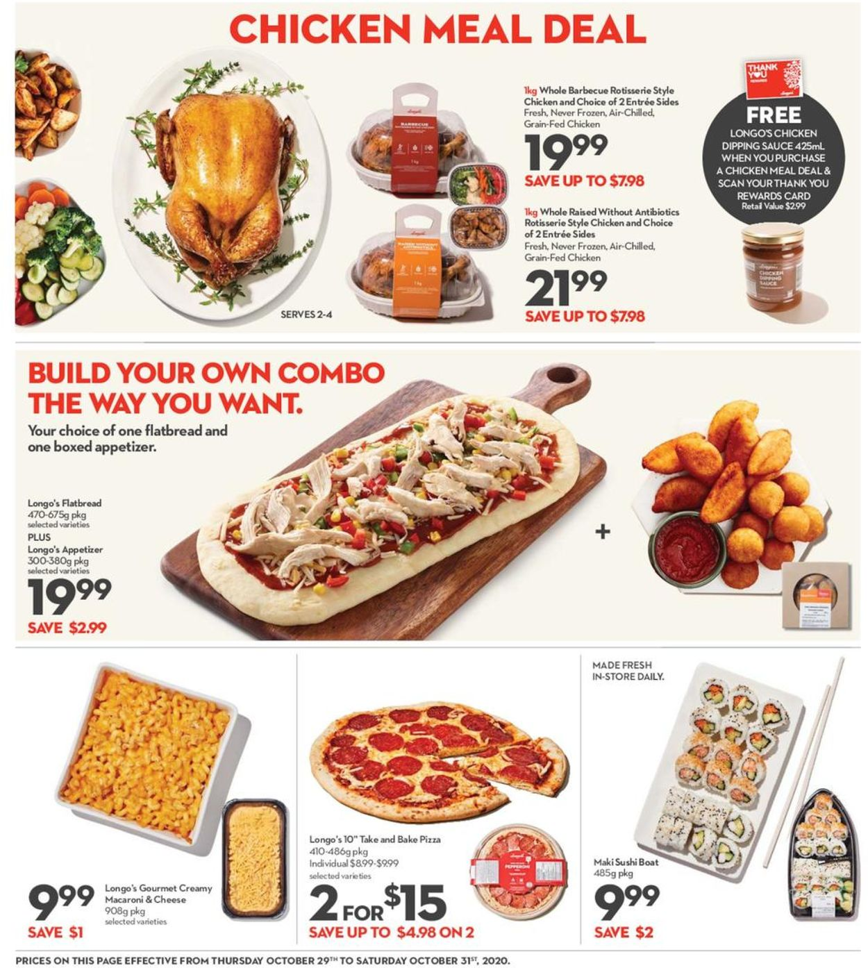 Longo's Flyer - 10/28-11/11/2020 (Page 2)