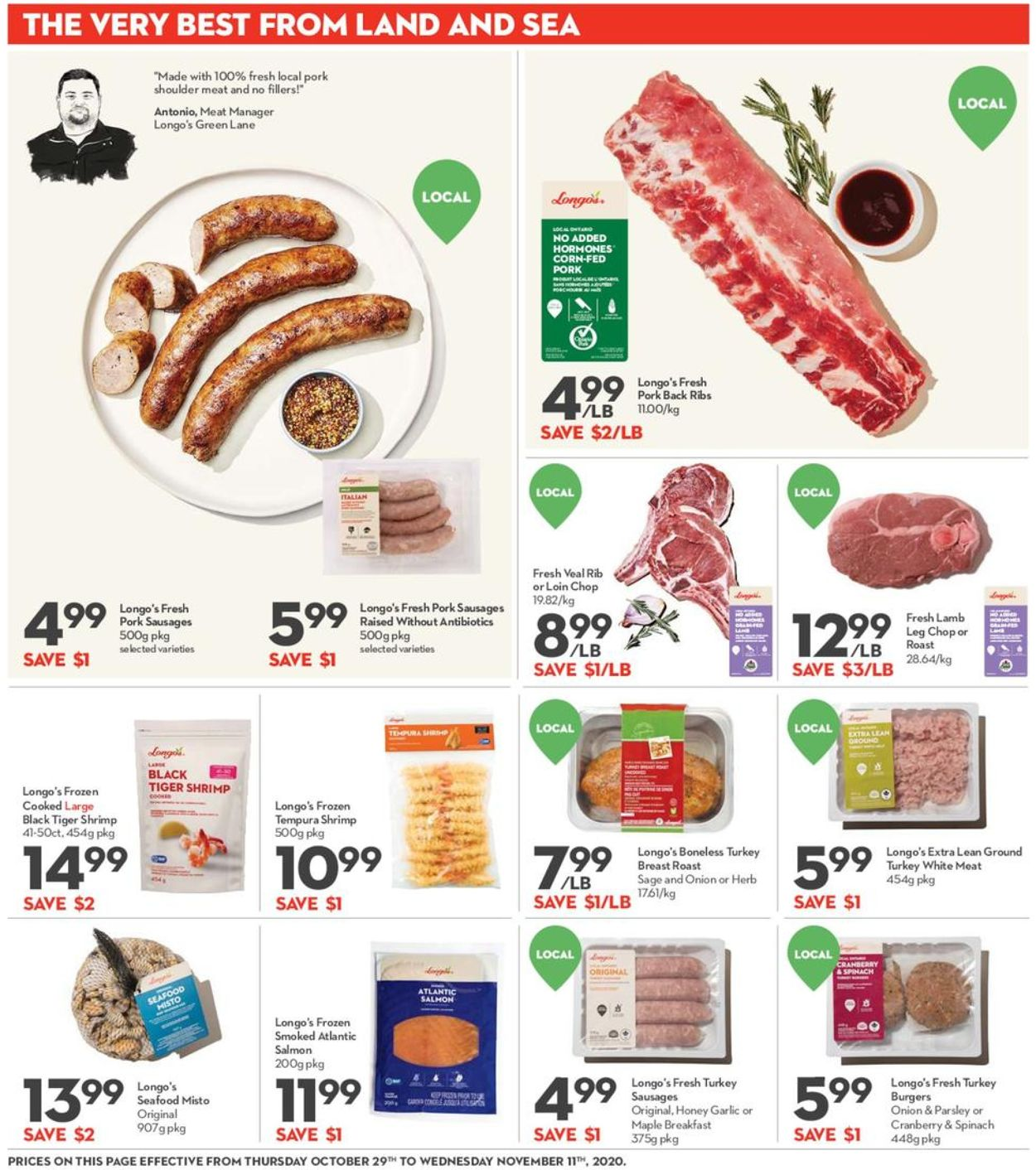 Longo's Flyer - 10/28-11/11/2020 (Page 5)