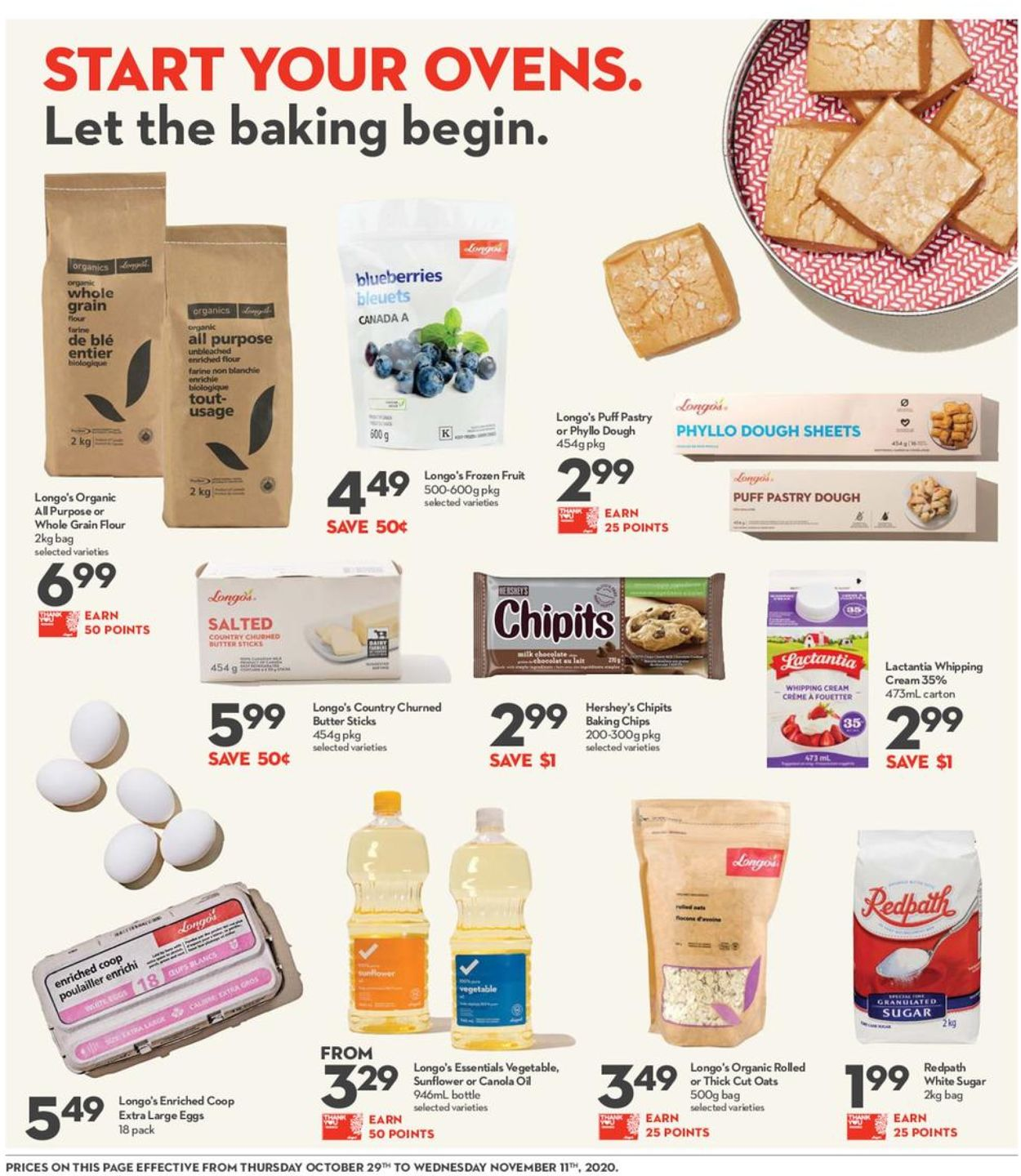 Longo's Flyer - 10/28-11/11/2020 (Page 6)