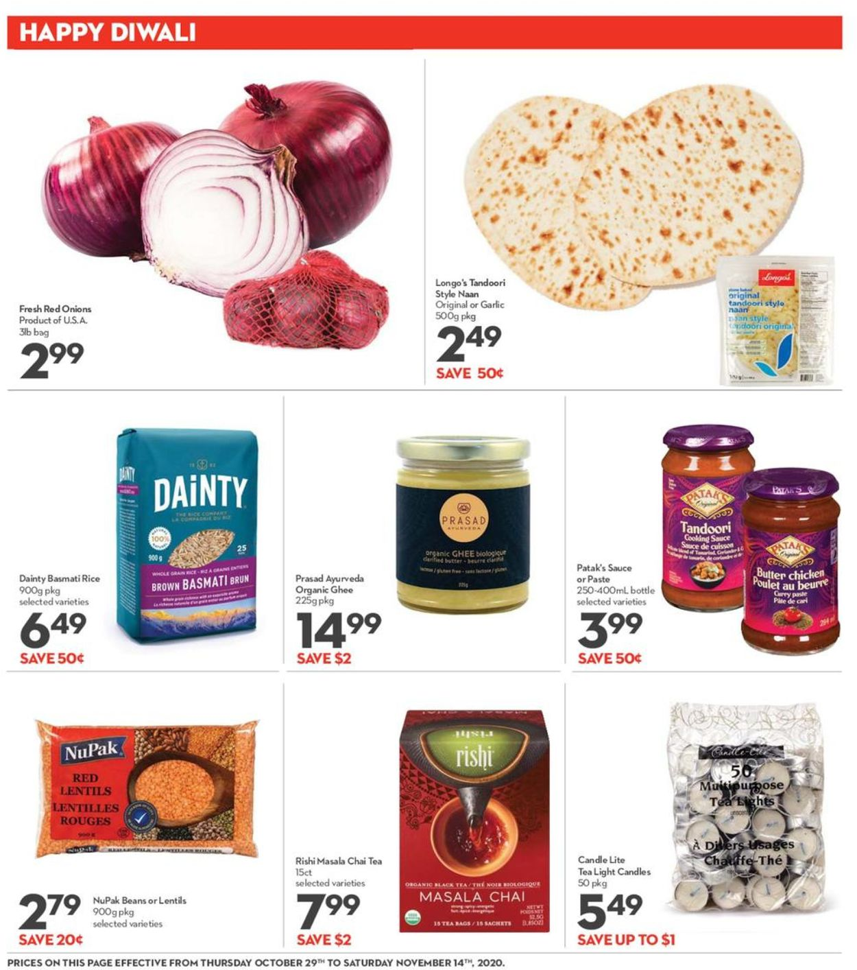 Longo's Flyer - 10/28-11/11/2020 (Page 25)