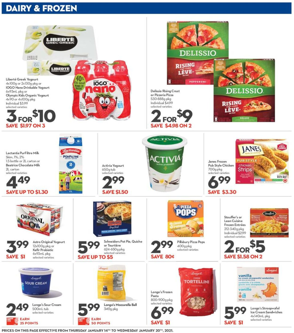 Longo's Flyer - 01/14-01/20/2021 (Page 12)