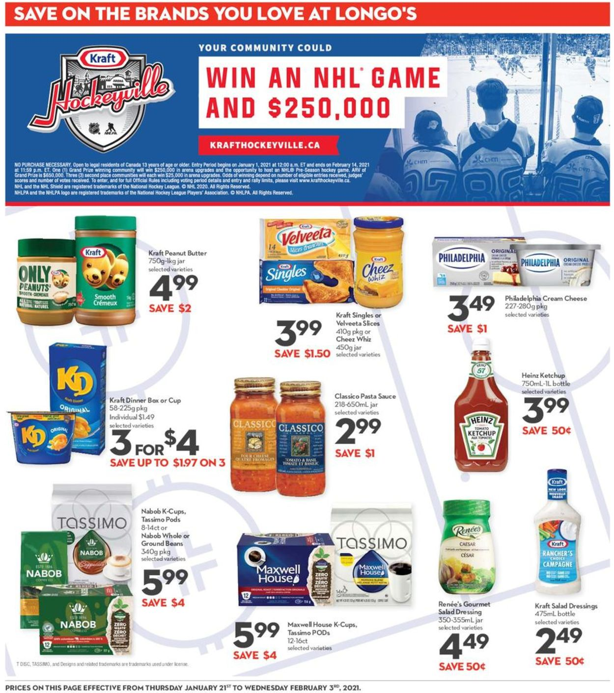 Longo's Flyer - 01/21-02/03/2021 (Page 16)