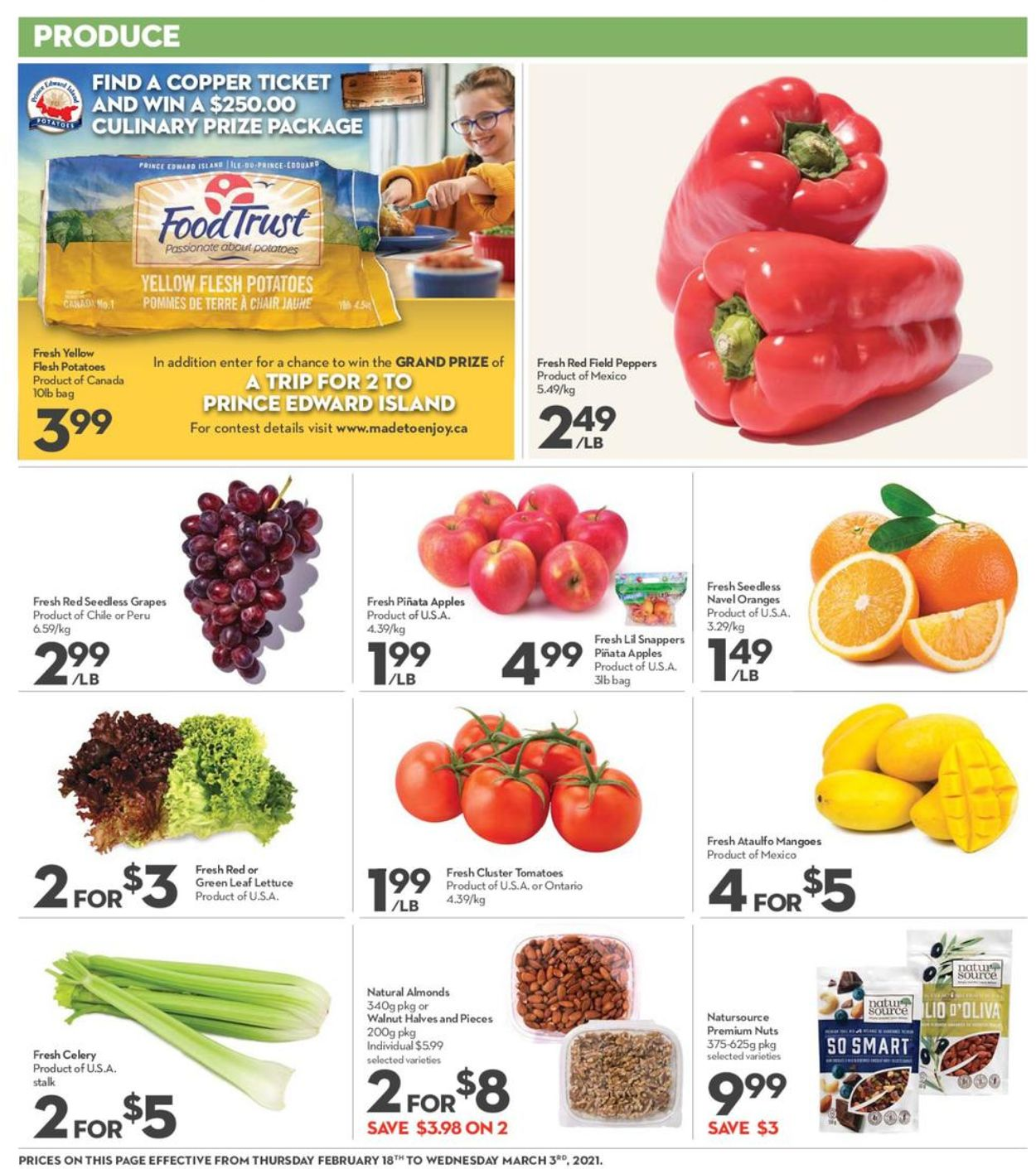 Longo's Flyer - 02/18-03/03/2021 (Page 5)