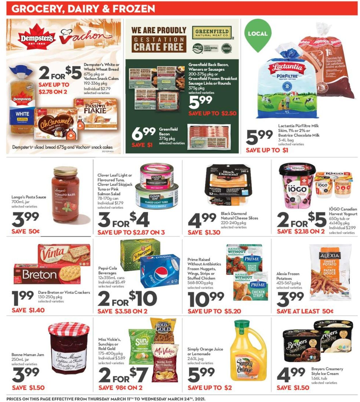 Longo's Flyer - 03/11-03/24/2021 (Page 12)