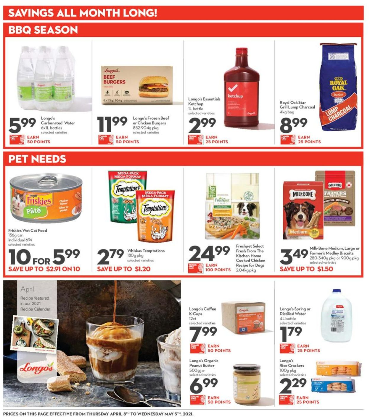 Longo's Flyer - 04/21-05/05/2021 (Page 19)