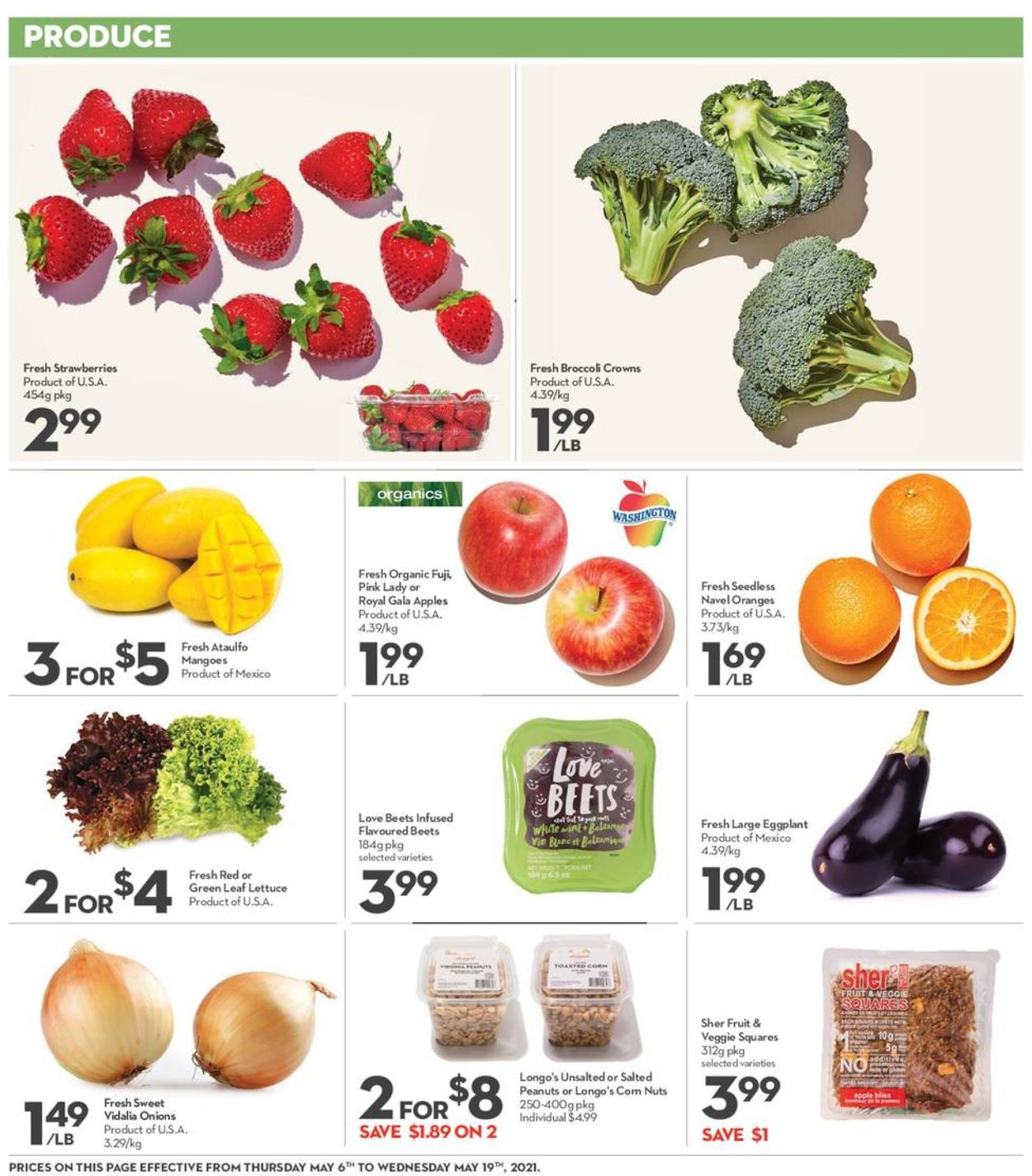 Longo's Flyer - 05/06-05/19/2021 (Page 5)