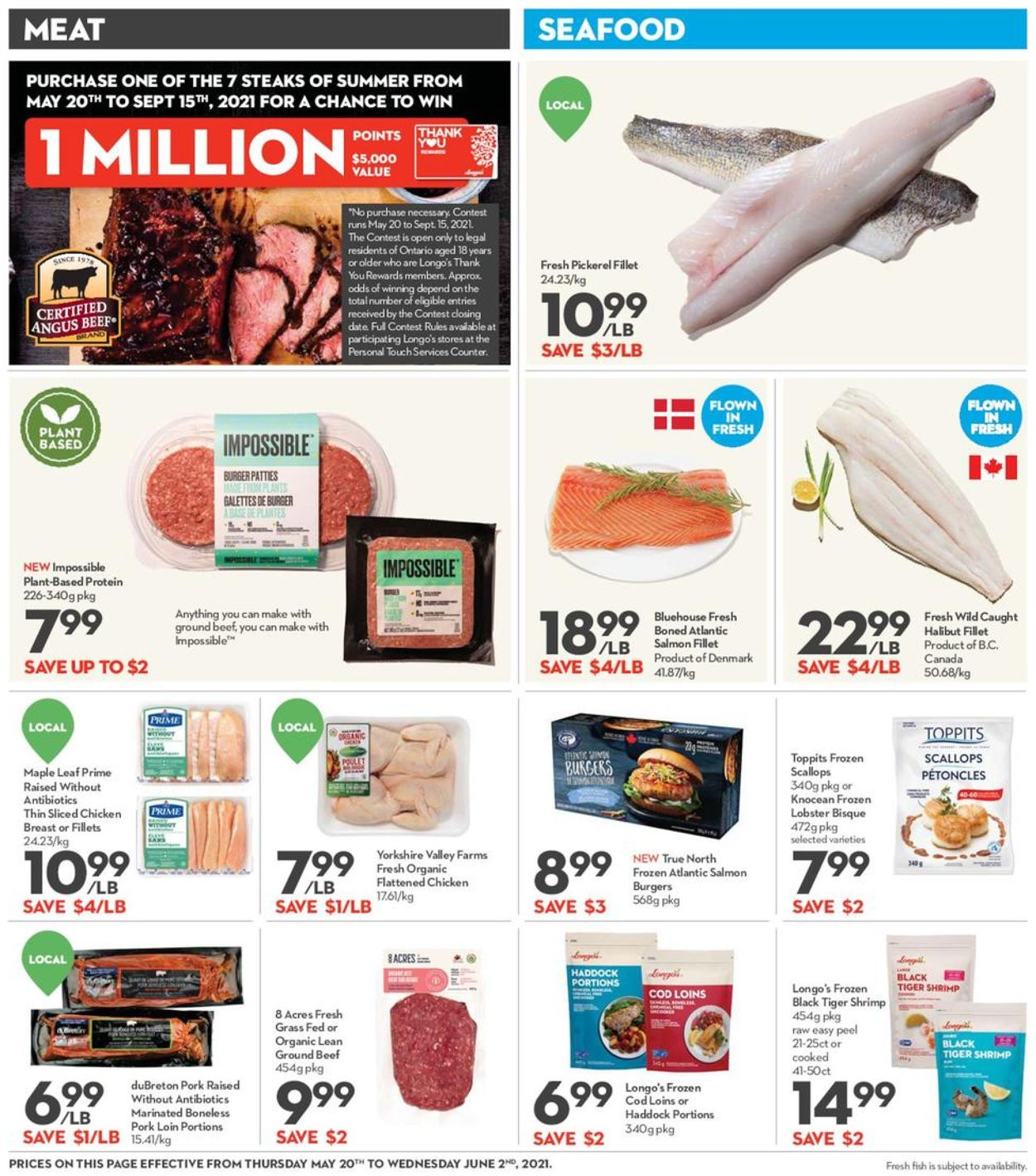 Longo's Flyer - 05/20-06/02/2021 (Page 8)