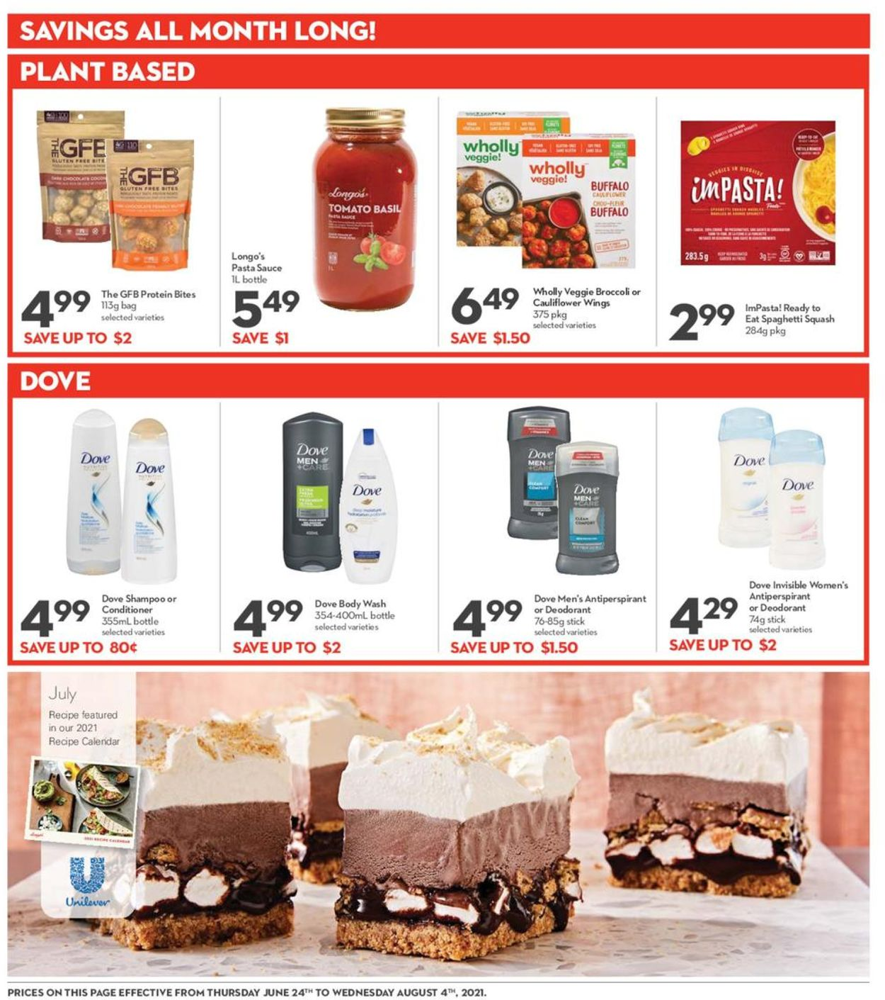 Longo's Flyer - 06/24-07/07/2021 (Page 19)