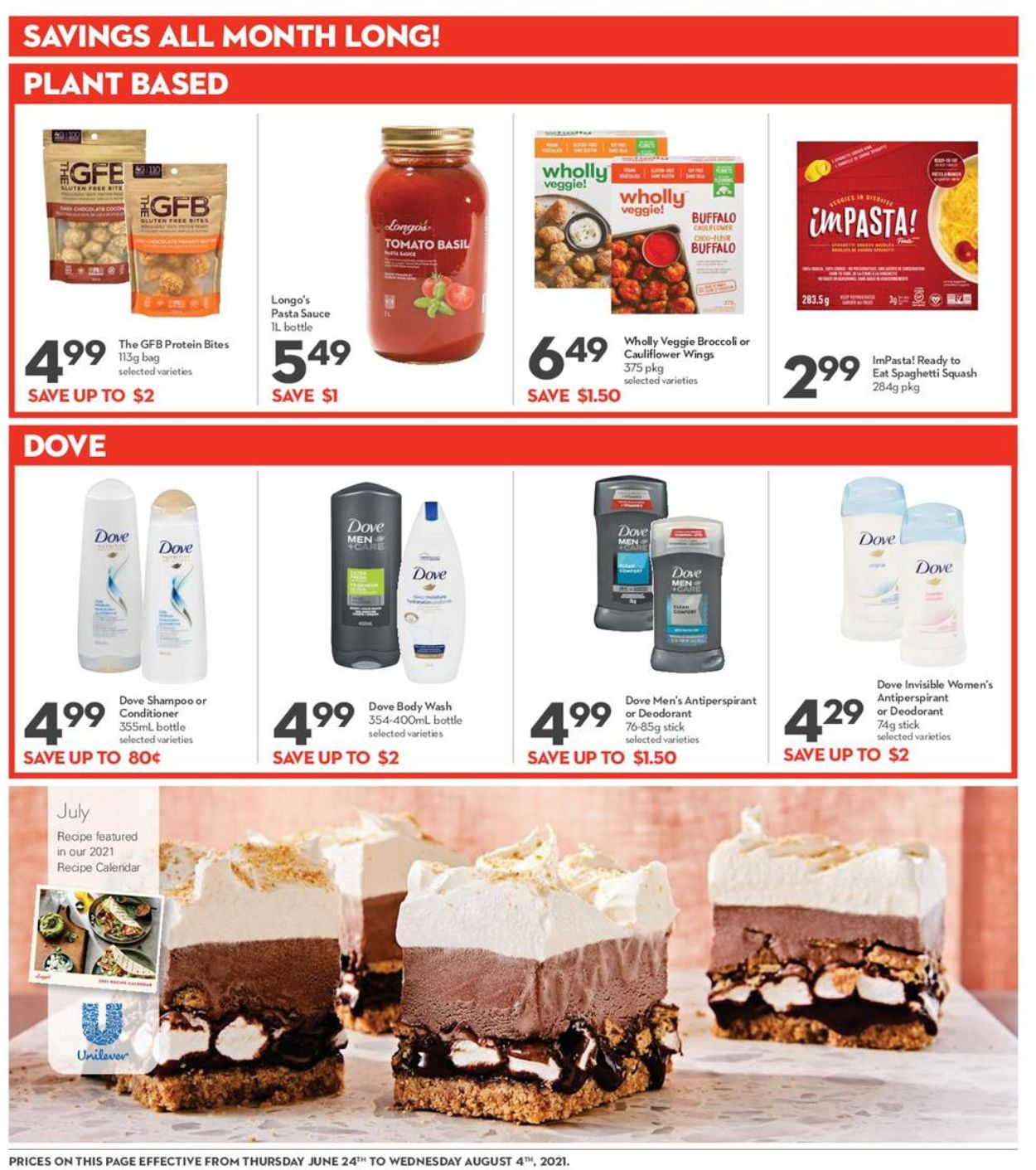 Longo's Flyer - 07/22-08/04/2021 (Page 24)