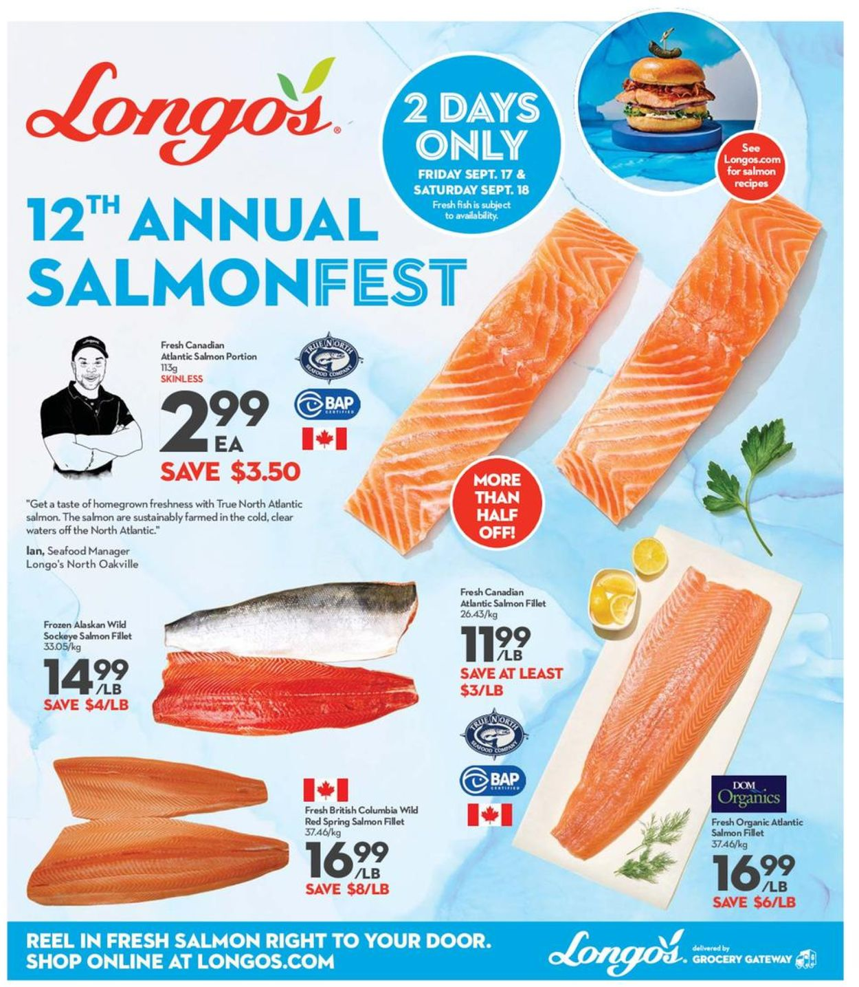 Longo's Flyer - 09/17-09/18/2021