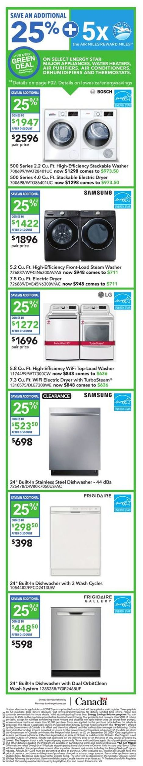 Lowes Flyer - 09/26-10/02/2019 (Page 2)