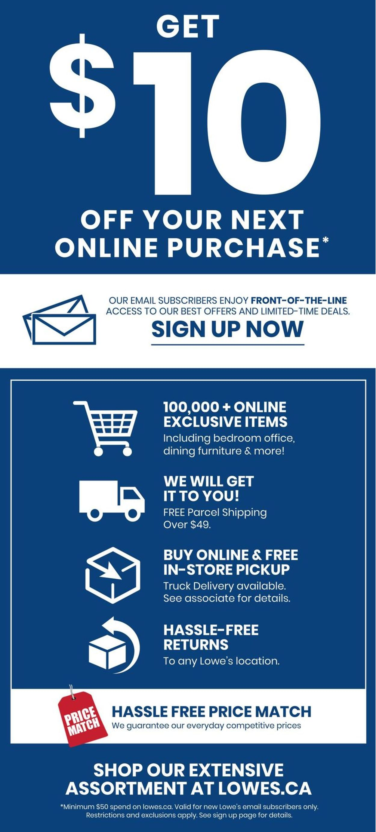 Lowes Flyer - 01/02-01/08/2020 (Page 12)