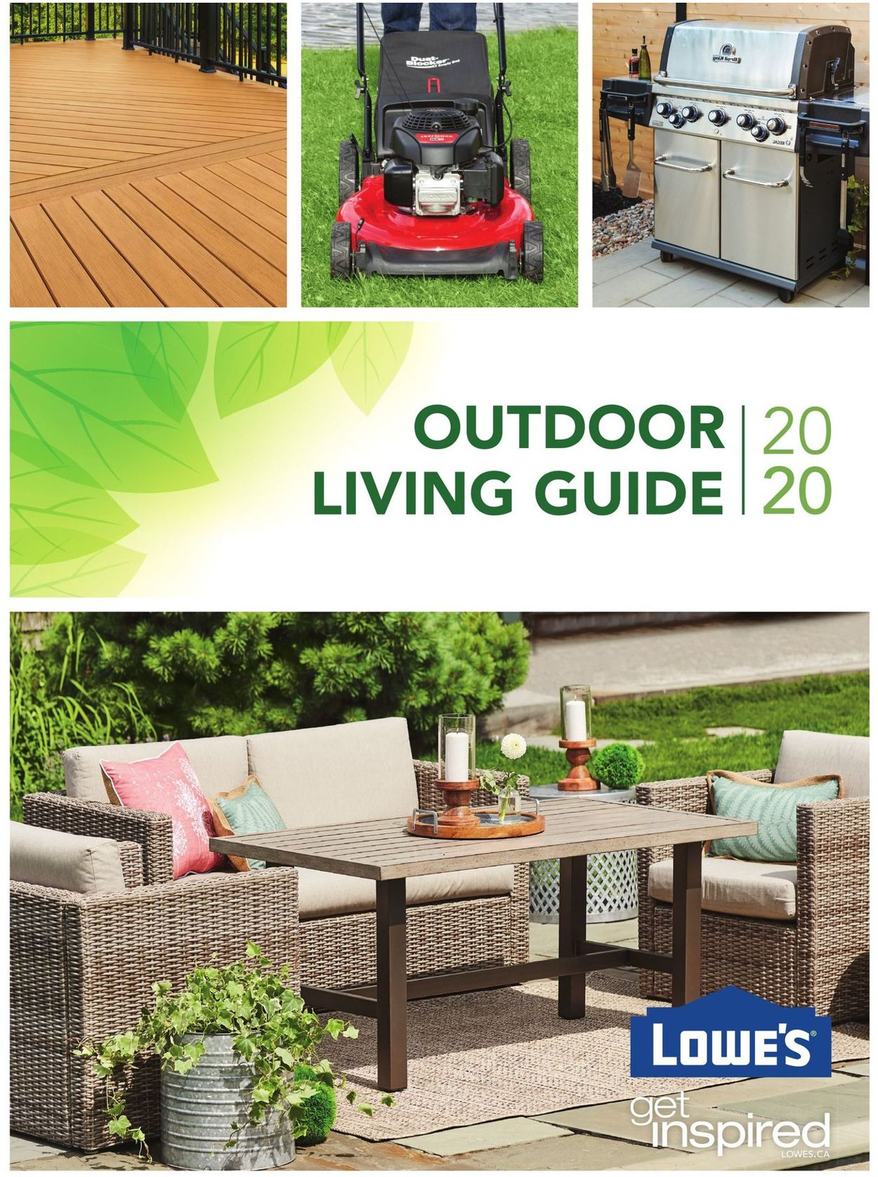Lowes Flyer - 02/13-07/30/2020
