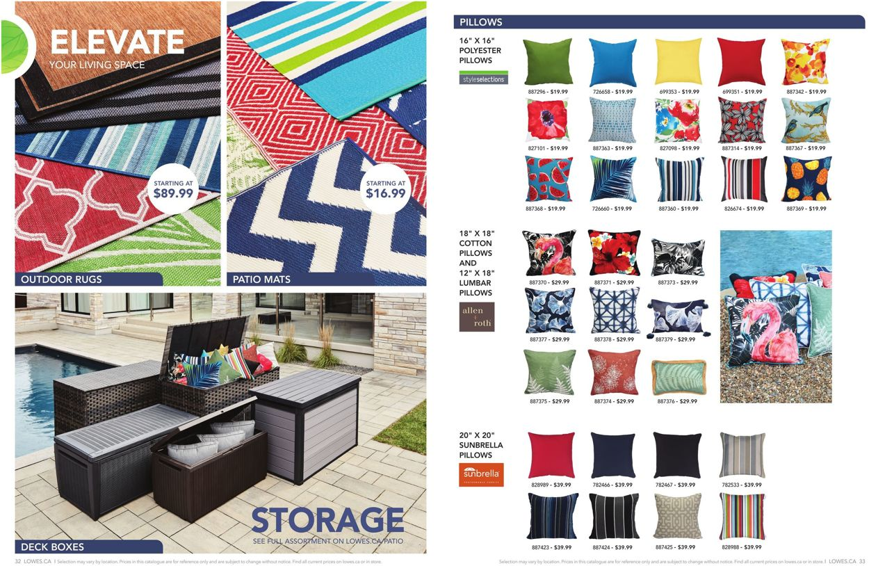 Lowes Flyer - 02/13-07/30/2020 (Page 17)