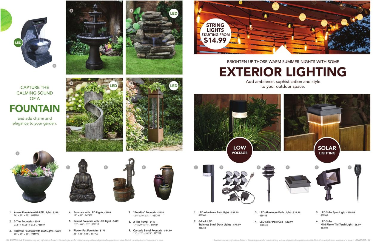 Lowes Flyer - 02/13-07/30/2020 (Page 19)
