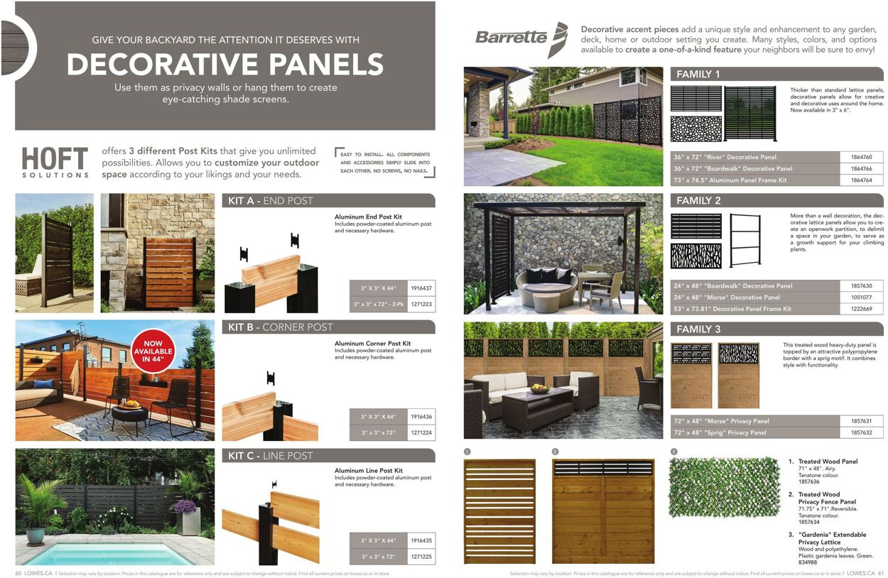 Lowes Flyer - 02/13-07/30/2020 (Page 31)