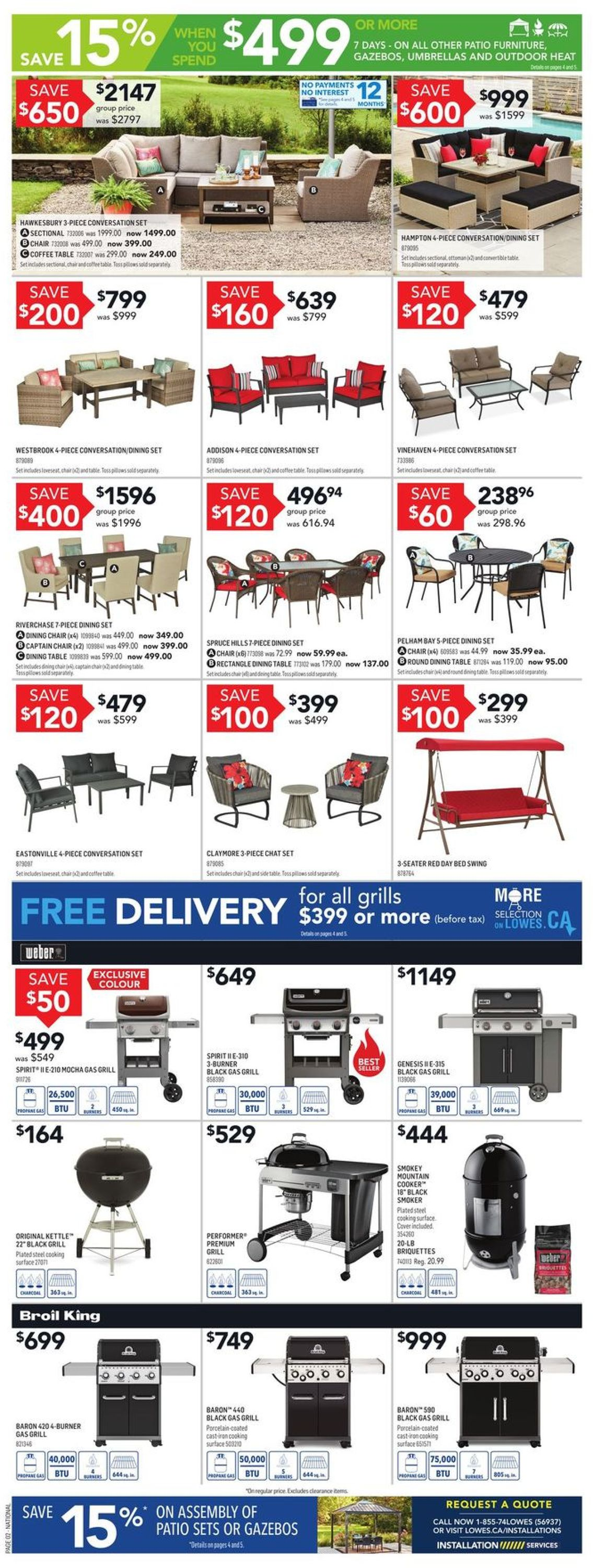 Lowes Flyer - 05/21-05/27/2020 (Page 2)